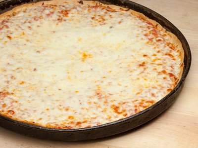 Pizza Thin Crust Cheese